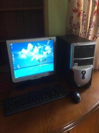 Windows xp home computer pc