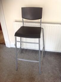 2 X Breakfast bar stools - £20 Ono, quick sale wanted