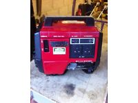 Honda EX1000 Inverter Generator. One Owner.