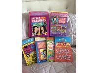 Set of 5 Jaqueline Wilson books