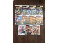 Wii Lego Games Bundle