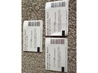 3 Tickets for Legoland Windsor to be used by 07/10/16