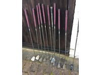 Ladies Golf Club Set with Carry bag