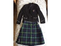 Campbell of Argyll Kilt and jacket