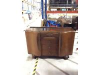 'CWS LTD Cabinet factory Radcliffe' Art Deco mid century antique sideboard (proceeds go to SPH)