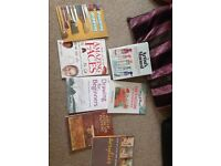Books on Art painting,sketching,watercolour,acrylic painting bundle