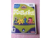 WII Kabookii with glasses