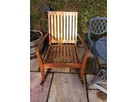 John Lewis Rocking Chair