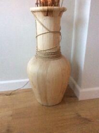 Tall pot, vase