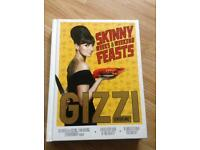NEW skinny feast cook book