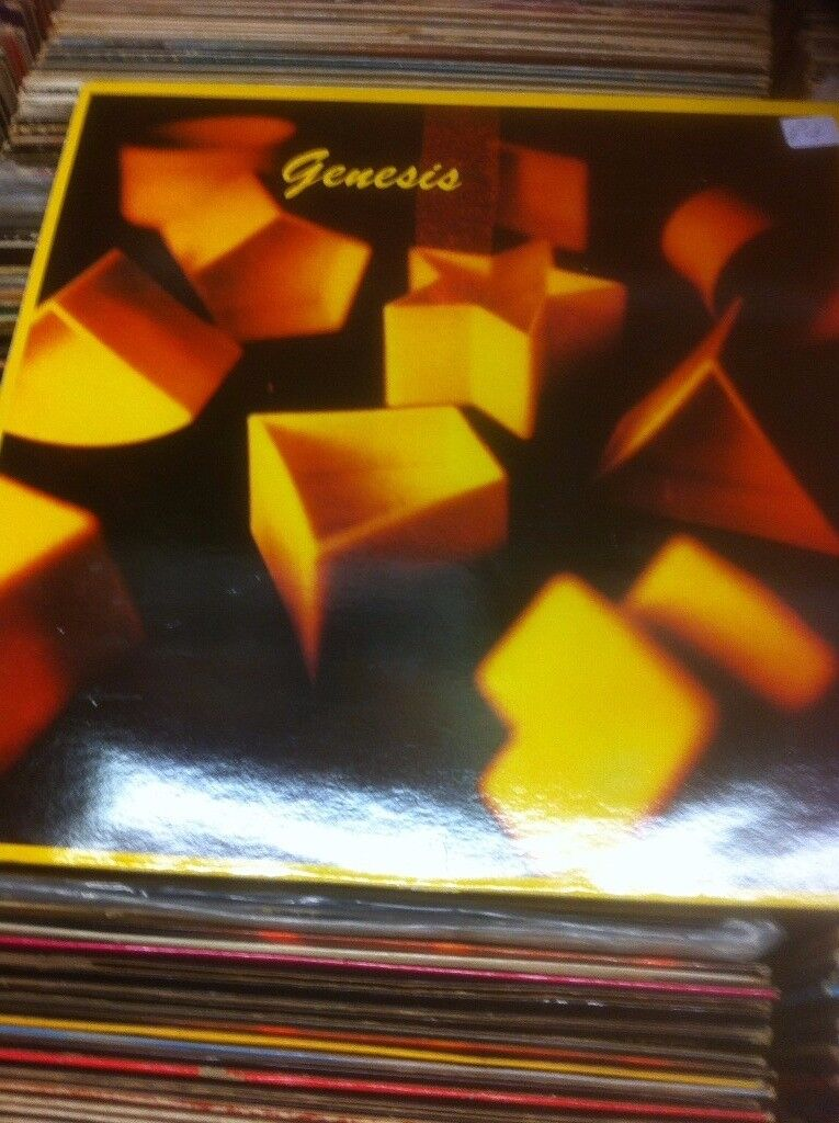 GENESIS ALBUMS For Sale @ Heart of the Valleys Record Store, Blackwood NP12 1AZ