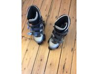 Kids roller boots size 12-13
