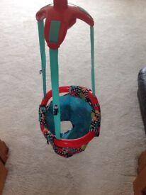 Child's Door Frame Bouncy Swing