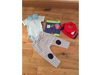 Baby boys clothes 6-9 months