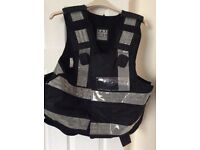 Security vest size 42-44 chest SAT sioen armour technology