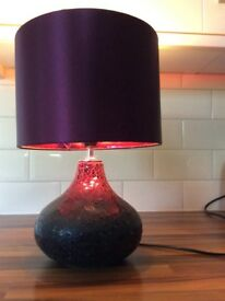 Purple Next Lamp