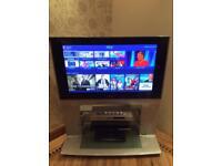 """Panasonic Viera 38"""" TV and Stand"""