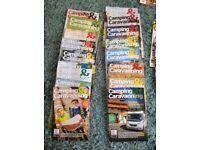 Caravan magazines