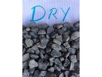 20 mm blue /grey decorative chips / gravel