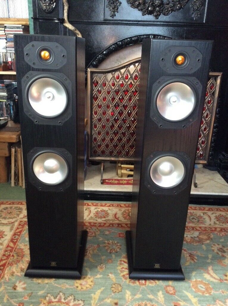 Monitor Audio Silver S6 Speakers In Sw6 74uams