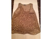 Top shop blouse. Size 6