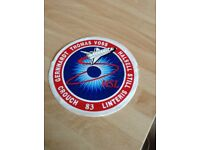 An Original 1993 STS - 83 a NASA Space Mission for Columbia Sticker