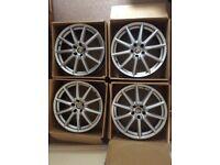 Alloy wheels Alfa 159/Brera