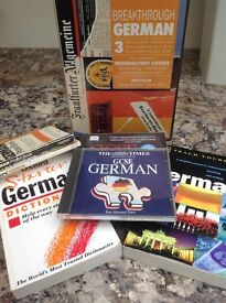 Teach your self German