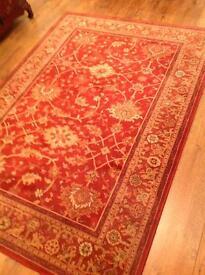 John Lewis Royal Keshan Agra Wool Rug