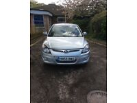 Hyundai i30,one owner,very low mileage