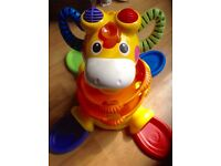 Fisher Price sit to stand walking support (& 3 other toys see photos)