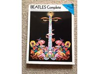 BEATLES Complete guitar edition songbook