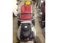 Mountfield sp535 lawnmower