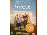 Weeds seasons 1-3 box sets in great condition