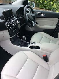 Mercedes Benz B class SE 63 Reg