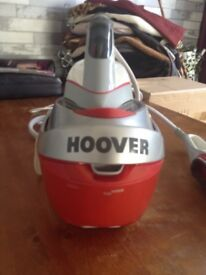 Hoover steam iron complete with steam brush