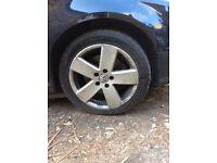 Volkswagen Passat alloys x4