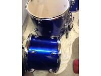 Brand New Five Piece Drum Kit