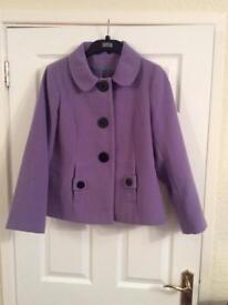 Women's short coat,