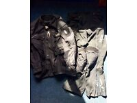 Motor bike men jacket and trousers