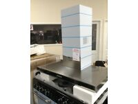 Blomberg 90cm stainless steel cooker hood £200 RRP £349 new/graded 12 month Gtee