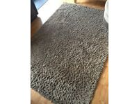 Mocha/brown rug from NEXT