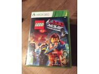 Xbox 360 Lego movie game