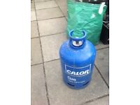 Calor gas blue. And one handy gas