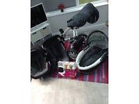 Quinny pushchair set
