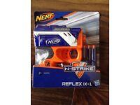 BRAND NEW Nerf Reflex XI-1