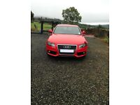 Audi A4 TDi S-Line