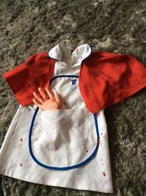 Halloween nurse age 3/4