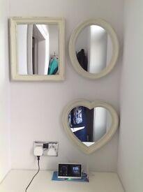 Mirrors x3