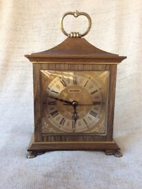 Carriage Clock , Quartz clock by Blessing of Germany